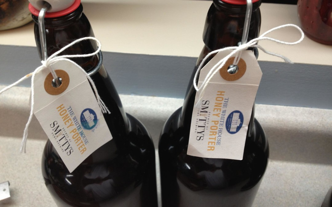 Smitty's First Home Brew – The White House Honey Porter
