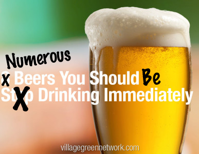 Numerous Beers That You Should Be Drinking Immediately
