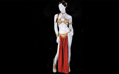 Princess Leia's bikini costume up for auction
