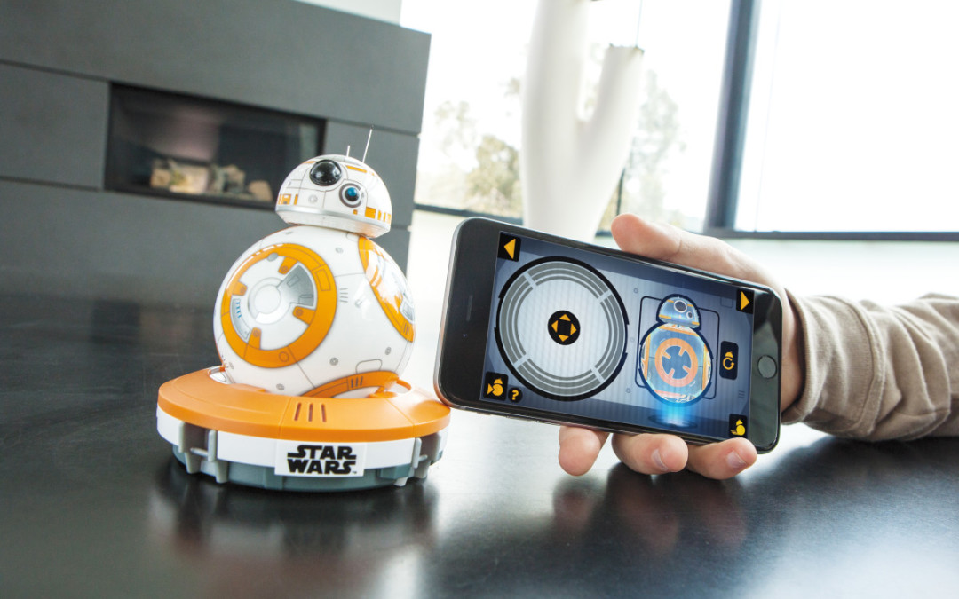BB-8 by Sphere is the Droid You're Looking For