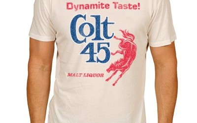 Original Retro Brand | Colt 45 Malt Liquor Men's Short Sleeve Tee – Beer