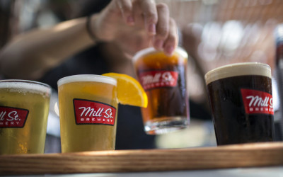 Labatt Breweries Buys Mill Street Brewery